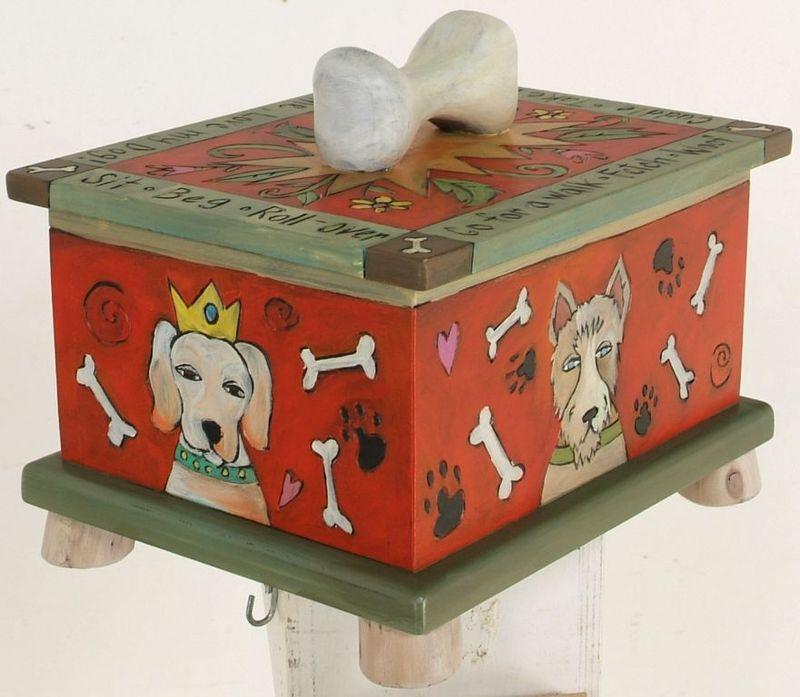Sticksdogbox