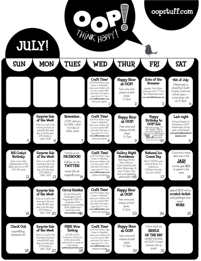 Calendar_july09new