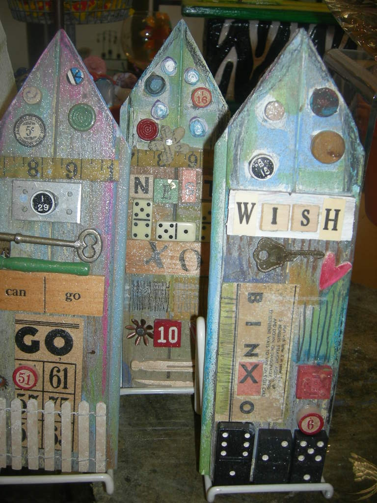 Wish house clocks