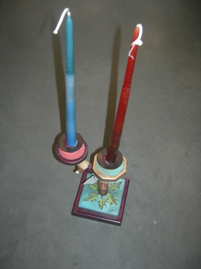 Sticks doublecandlestick