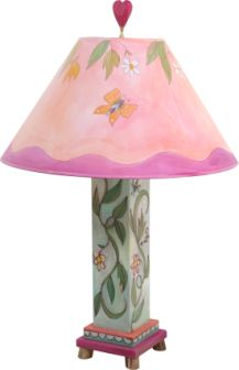 Princess lamp