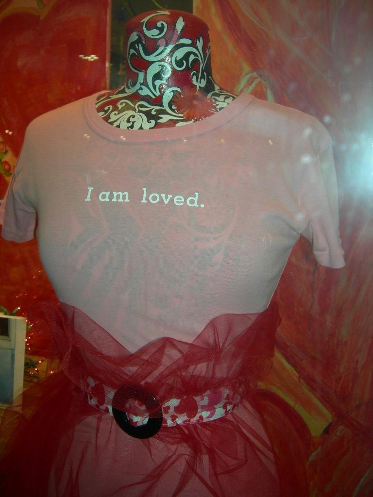 I am loved closer