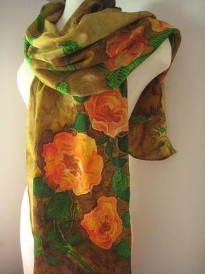 Tuscan Roses II