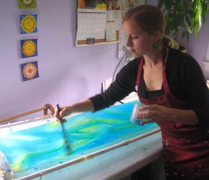 Joanna Painting III