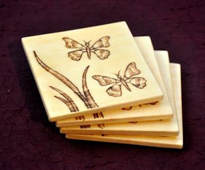 Coasters_Butterfly
