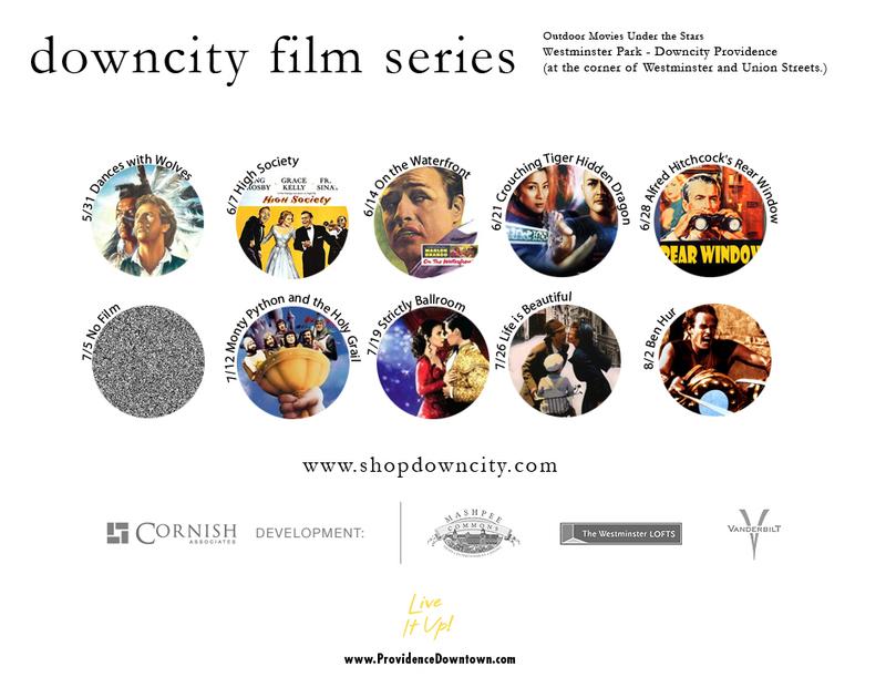 Downcityfilmseries